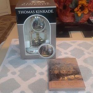 Lot of (2) Thomas Kincade Items